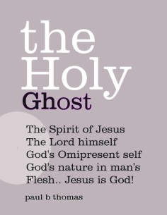 The Holy Ghost495